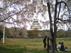 大阪城・西の丸庭園